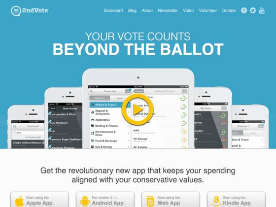 Shop Your Values - iPhone App